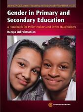 Gender in Primary and Secondary Education: A Handbook for Policy-Makers and Othe