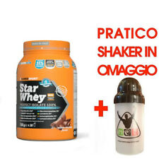 NAMED STAR WHEY Proteine isolate del siero del latte GUSTI VARI + SHAKER OMAGGIO