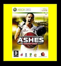 Ashes Cricket 2009 Microsoft Xbox 360 PAL Brand New