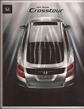 2012 12 Honda Crosstour  Original Sales Brochure
