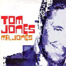 CD CARTONNE CARDSLEEVE COLLECTOR 12T TOM JONES MR. JONES 2002