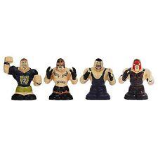 WWE Thumbpers Kane, Undertaker, John Cena And Rey Mysterio Package Set Of 4