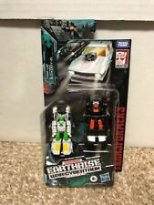 Transformers WfC Earthrise Micromasters Trip-Up & Daddy-O