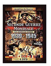 Seconde Guerre Mondiale : Les années de guerre, 1939-1945 (6 DVD) NEUF