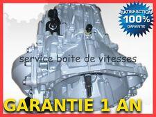 Boite de vitesses Citroen C8 2.0 HDI 20MB12 BV6 1 an de garantie