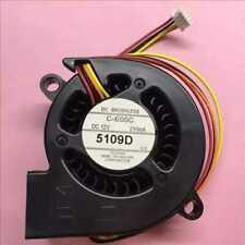 Toshiba C-E05C12V 210mA 4Pin For EB-C26SH C28SH C30X C30XE Projector Cooling Fan