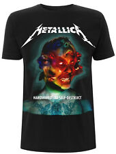 Metallica - Hard Wired Album Cover T-shirt XL