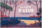 Laurent Durieux Delahaye French Riviera Var Screen Print Poster Mondo Artist