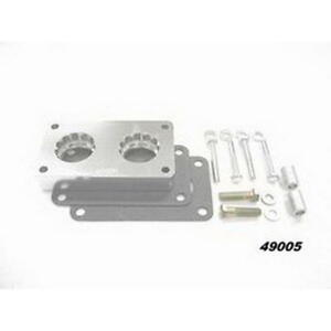 Taylor Cable Fuel Injection Throttle Body Spacer 49005; Helix Power Tower Plus