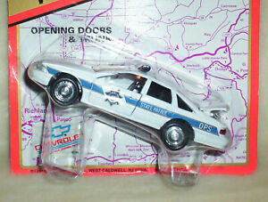 ARIZONA STATE POLICE CHEVY  POLICE CAR SERIES 1/43 Scale ROAD CHAMPS 1997