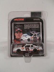 Action 1/64 2001 NASCAR #29 GM Goodwrench Black Kevin Harvick