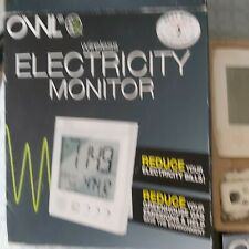 OWL WIRELESS ELECTRICITY MONITOR. Brand new in box