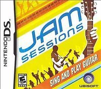 Jam Sessions Nintendo DS  video game great condition complete
