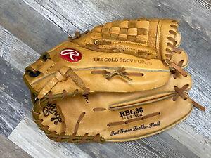 """Rawlings RBG36 12.5"""" RHT Derek Jeter Baseball Glove"""