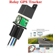 Car Anti-theft Relay GPS Tracker Realtime Tracking Device Monitoring GSM Locator