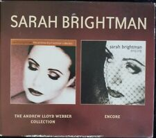 Sarah Brightman Andrew Lloyd Webber Collection/Encore 2 CD Boxset w/Outer Sleeve