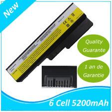 5200mah Batterie Pour Lenovo 3000 G430 G450 G530 G550 L08N6Y02 42T4729 L08L6C02