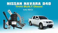 Mann ProVent Catch Can Bracket Kit PROV-33 for Nissan Navara D40 (Thai Built)