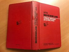 Guide Michelin Great Britain 1976