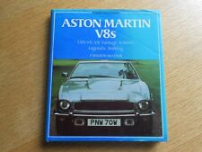 ASTON MARTIN V8s BOOK by McCOMB DBS V8 VANTAGE VOLANTE LAGONDA BULLDOG HCDJ