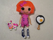 LALALOOPSY CARRY ALONG PLAYHOUSE SUNNY SIDE UP MINI DOLL PET COW PAN