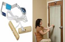 Over the Door Home Rehab Shoulder Pulley Arm Exercise Physical Therapy Equipment