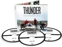 THUNDER – THE GREATEST HITS  3CD DELUXE EDITION INC LIVE CD (NEW/SEALED)