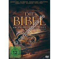 DVD: DIE BIBEL ... AM ANFANG SCHUF GOTT *NEU* °CM°