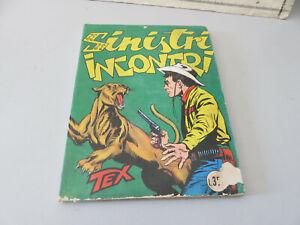 Tex N° 34 Giant - Hasguitar Incontri - Aut. 2926 - L.350 Con Marks See Photo