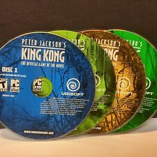 Peter Jackson's King Kong (PC) DISC ONLY #8437