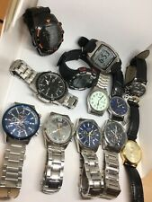 JOB LOT 12 x PULSAR LORUS By Seiko Watches All In EXCELLENT WORKING ORDER