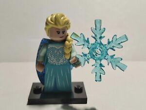 LEGO minifigure figurine 71024 DISNEY série 2 Elsa (N°9)