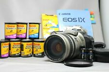 Canon Eos Ix Aps film camera w/ Eos Ef 24-85mm 3.5-4.5 & Film Nr