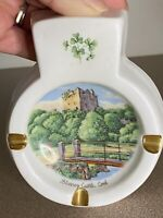 Vintage Blarney Castle Ashtray- Royal Tara