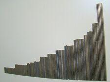 Märklin-Metallbaukasten - 127 Originalwellen mit 4 mm Durchmesser