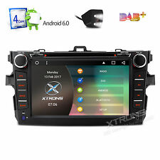 """8"""" Android 6.0 DVD Radio GPS stereo for Toyota Corolla 2007 2008 2009 2010 2011"""
