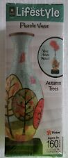 Be Puzzled Lifestyle 160 Piece 3D Jigsaw Puzzle Vase AUTUMN TREES New