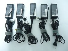 LOT OF 5 OEM Genuine Lenovo ThinkPad Laptop Charger Power  20V 90W AC Adapter