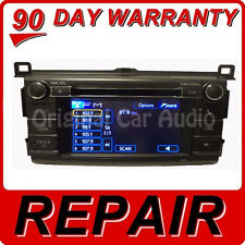 REPAIR YOUR 2014 2015 Toyota Rav4 Touch Screen Non-Navigation Radio
