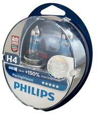 H4 H7 Philips RACING VISION +150% 2er Box