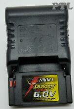 Genuine NIKKO Power NiMh 6.0v Quick SLIDE Battery Charger