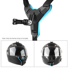 Motorcycle Full Face Helmet Chin Mount Holder For DJI Osmo Action Camera Gopro 8
