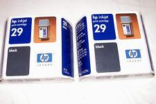 Original HP Inkjet Print Cartridge 29 Black 51629a Ink Printer Deskjet Officejet