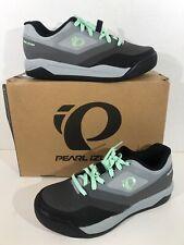 Pearl Izumi X-Alp Launch SPD Women's Size 6.5 Grey Mountain Bike Shoes X23-46