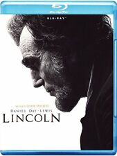 Lincoln (Blu Ray) Daniel Day-Lewis