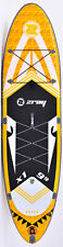 "Zray Sup X-Rider 9'9"" Stand up Paddle, Planche, pagaie, pompe, leash, sac, 297x7"