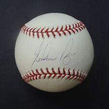 NOLAN RYAN  Signed Baseball Autographed  Steiner