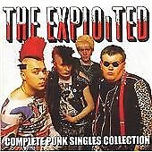 The Exploited - Complete Punk Singles Collection (2005) CAPTAIN OI! CD PUNK CD