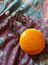 Hamburger Shaped Telephone