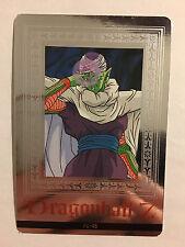 Dragon ball Z Hero Collection Silver PC-45